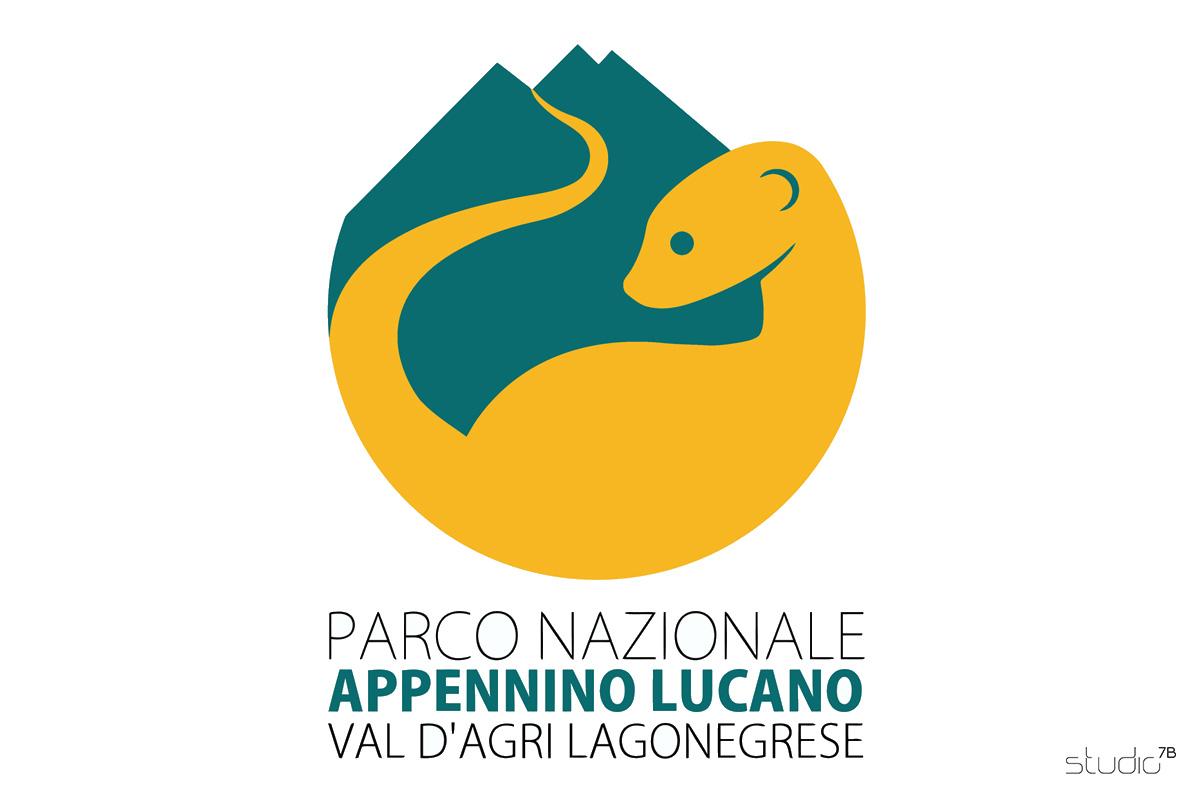 Parco appennino lucano - Logo