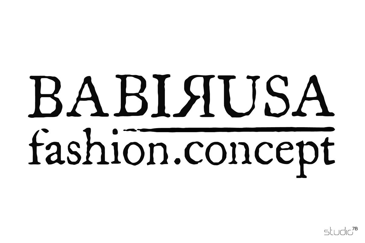 Babirusa Fashion Concept - Logo