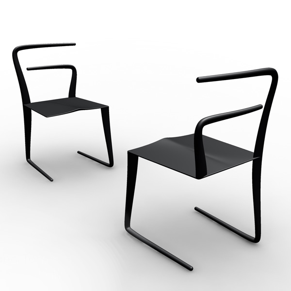 2LEGS sedia a due gambe