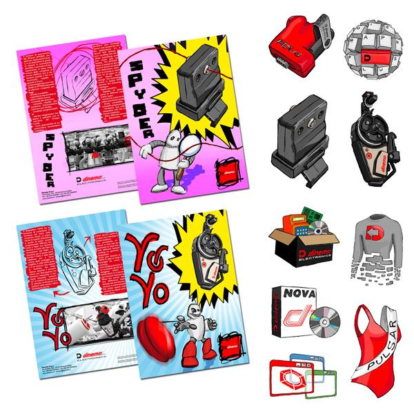 Brochures aziendali - Dinema
