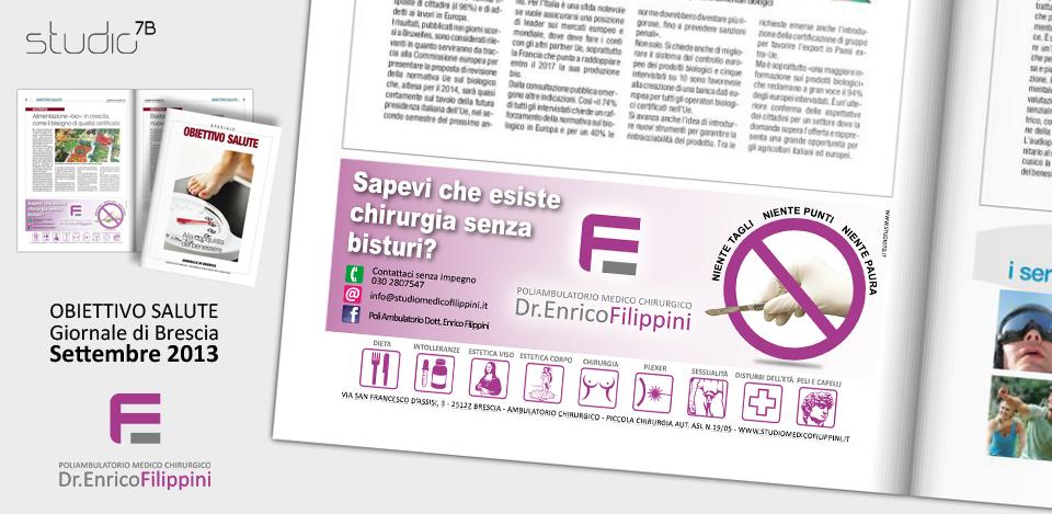 POLIAMBULATORIO FILIPPINI - Graphic design