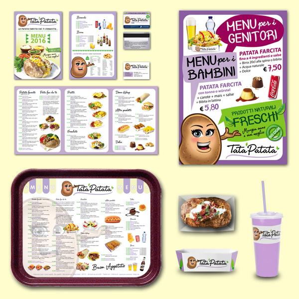 fast food corporate image - tatapatata