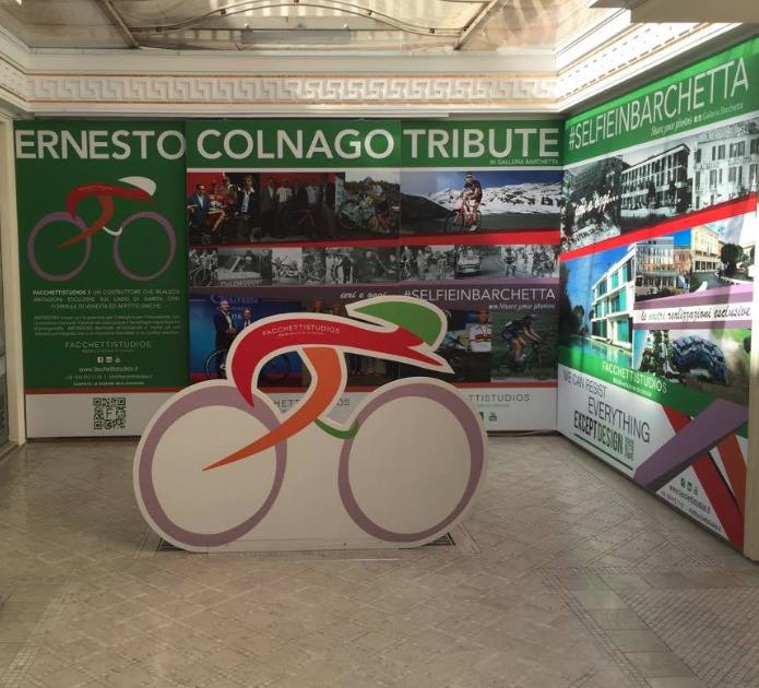 Tributo Colnago cycling by Facchettistudios (Studio7b)