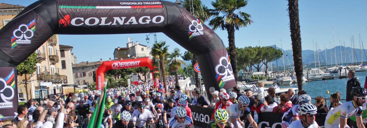 Colnago cycling festival desenzano d/g